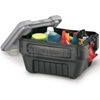 "Rubbermaid 1172 ActionPacker® Storage Container - 26.06"" L x 16.94"" W x 18.56"" H - 24 Gallon Capacity"