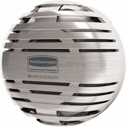 Rubbermaid TCell 2.0 Air Freshener Dispenser - Brushed Chrome in Color
