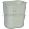 Rubbermaid 2541 Fire Resistant Wastebasket - Medium - 14 U.S. Quart Capacity