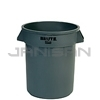 Rubbermaid 2620 BRUTE� Container without Lid - 20 US Gallon Capacity