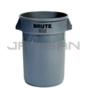 Rubbermaid 2632 BRUTE� Container without Lid - 32 US Gallon Capacity