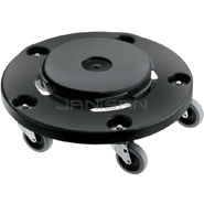 Rubbermaid 2640 BRUTE� Dolly for 2620, 2632, 2643, 2655 Containers
