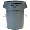 Rubbermaid 2655 BRUTE� Container without Lid - 55 US Gallon Capacity