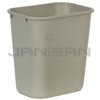 Rubbermaid 2956 Wastebasket, Medium - 28 1/8 U.S. Quart Capacity