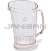 Rubbermaid 3331 Bouncer® II Pitcher - 48 oz. capacity - Clear