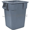 Rubbermaid 3536 Square BRUTE� Container without Lid - 40 US Gallon Capacity