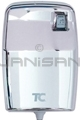 Technical Concepts TC AutoClean LCD Dispenser System for Urinals & Toilets - Chrome Finish