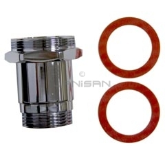 Technical Concepts TC Teck Valve Adapter Kit for use with TC AutoFlush Sidemount Flush Valves