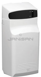 Technical Concepts TC AutoJanitor Toilet and Urinal Drip Dispenser - White in Color