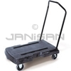 "Rubbermaid 4401-86 Caterer's Trolley transports 9406, 9407 and 9408 CaterMax™ Carriers - 32.5"" L x 20.5"" W - 400 lb. capacity"