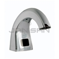 Rubbermaid Technical Concepts OneShot Foam Touch-Free Counter-Mounted Soap System Metal - Polished Chrome