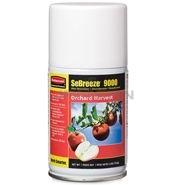 Rubbermaid 5139 SeBreeze� 3000 Series Odor Neutralizers - 1 Case of 12 per pack - Citrus Breeze