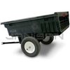 Rubbermaid 5660 10 Cu. Ft. Tractor Cart (Assembled) - 1200 lb. load capacity