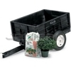 Rubbermaid 5662-61 8 Cu. Ft. Tractor Cart (Unassembled) - 750 lb. load capacity