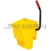 Rubbermaid 6127-88 Side Press Wringer for WaveBrake® Mop Buckets