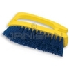 "Rubbermaid 6482 Iron Handle Scrub Brush, Polypropylene Fill - 6"" in Length - 1"" Trim Length"