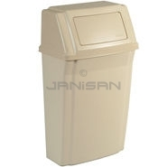 Rubbermaid 7822 Slim Jim� Wall Mounted Container - 15 U.S. Gallon Capacity