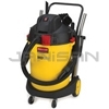 Rubbermaid 9VWD16 16 Gallon Capacity Wet & Dry Vacuum Cleaner