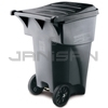 Rubbermaid 9W22 BRUTE� Rollout Container - 95 Gallon Capacity
