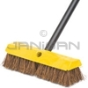 "Rubbermaid 9B34 Deck Brush, Plastic Block, Palmyra Fill - 10"" in Length - 2"" Trim Length"