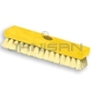 "Rubbermaid 9B36 Deck Brush, Plastic Block, Polypropylene Fill - 8"" in Length - 1"" Trim Length"