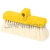 "Rubbermaid 9B38 Wash Brush, Plastic Block, Tampico Fill - 8.5"" in Length - 2 1/2"" Trim Length"