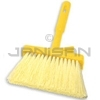 "Rubbermaid 9B50 Masonry Brush, Plastic Foam Block Handle, Synthetic Fill - 11"" in Length - 3 1/2"" Trim Length"