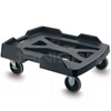 Rubbermaid 9F19 PROSERVE� Insulated Carrier Dolly with Retention Strap - 325 lb. capacity
