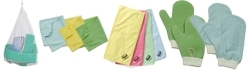 Microfiber Cloths, Mitts & Laundry Net