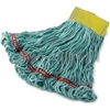 "Rubbermaid A151-06 Web Foot� Wet Mop - Small - Launderable - 5"" Headband - Looped End"