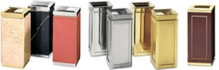 Rubbermaid / United Receptacle Designer Line Accents