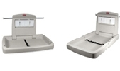 Rubbermaid Baby Changing Stations - Vertical & Horizontal Baby Changing Tables