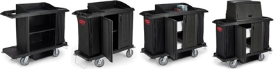 Rubbermaid Classic Housekeeping Carts