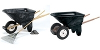 Contractor Grade Wheelbarrows