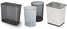 Rubbermaid / United Receptacle Concept Collection Garbage Cans, Trash Containers & Wastebaskets