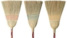 Rubbermaid Corn Brooms - Warehouse Broom - Indoor/Outdoor Broom