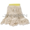 "Rubbermaid D251-06 Super Stitch� Blend Mop - Small - 5"" Yellow Headband"