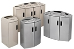 Element Recycling Receptacles