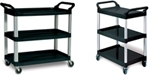 Rubbermaid Foodservice & Restock Carts