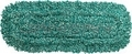 "Rubbermaid J859-00 Microfiber Looped-End Dust Mop - 72"" L x 5"" W - Green in Color"