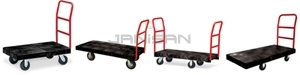 Rubbermaid Platform Trucks & Flat Bed Carts