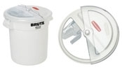 ProSave Sliding Lid / Ingredient Bin Lids for BRUTE Containers