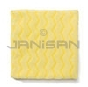 Rubbermaid Q610 HYGEN Microfiber Bathroom Cloth - Yellow in Color