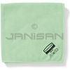 Rubbermaid Q620 Microfiber General Purpose Cloth - Green in Color