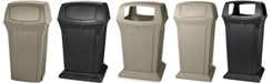 Rubbermaid Ranger Classic Trash Cans, Waste Receptacles, Garbage Cans & Trash Containers