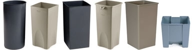 Rubbermaid Rigid Liners