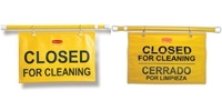 Site Safety Hanging Signs