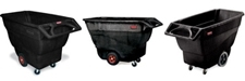 Rubbermaid Structural Foam Tilt Trucks