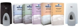 Technical Concepts TC Enriched Manual Foam Soap System