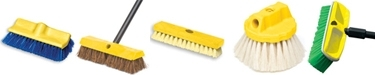 Rubbermaid Wash Brushes, Floor Brushes & Deck Scrub Brushes